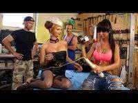 Nikola & Tarra dosiaľ nezverejnené video! porno video