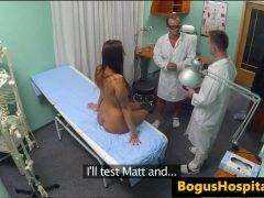 Fake Hospital – zaučený praktikant (HD) porno video