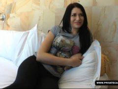 Obrázok Porno casting s peknou ruskou (HD)