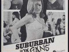 Obrázok Suburban Pagans (1968) – starý erotický film