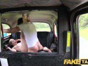 Obrázok České fake taxi – sexy blondýna