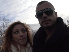 Český lovec žien mu vytrtkal frajerku porno video