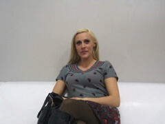 Czech casting – Helena porno video