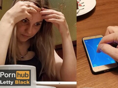 Ovláda jej vibrátor mobilom na verejnosti porno video