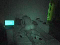 Čech si natočil nevernú manželku na skrytú kameru porno video
