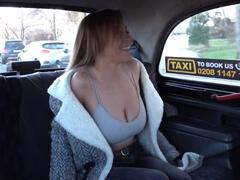 Fake Taxi – za jazdu mu zaplatila sexom porno video
