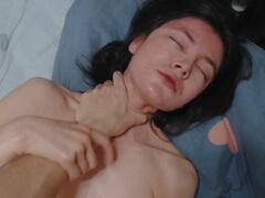 Miluje škrtenie počas sexu porno video