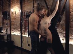 Naše prvé BDSM porno video